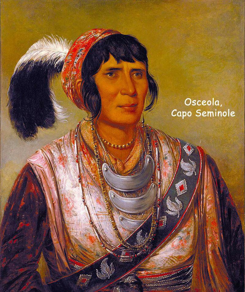 Osceola Capo Seminole